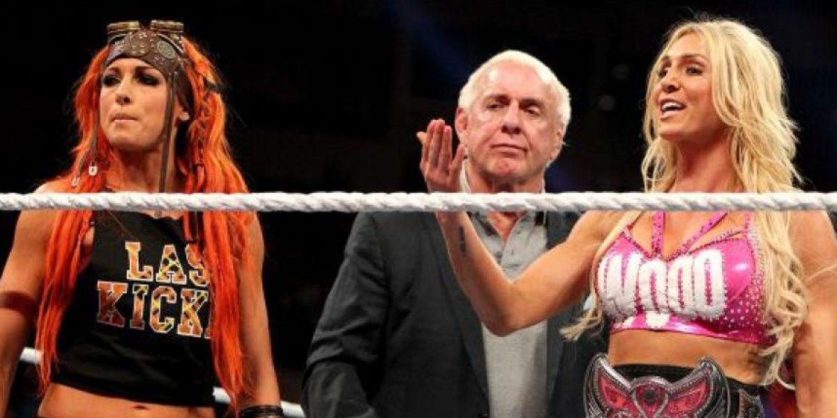 Fotos: Estas divas no estarán presentes en el próximo videojuego de la WWE