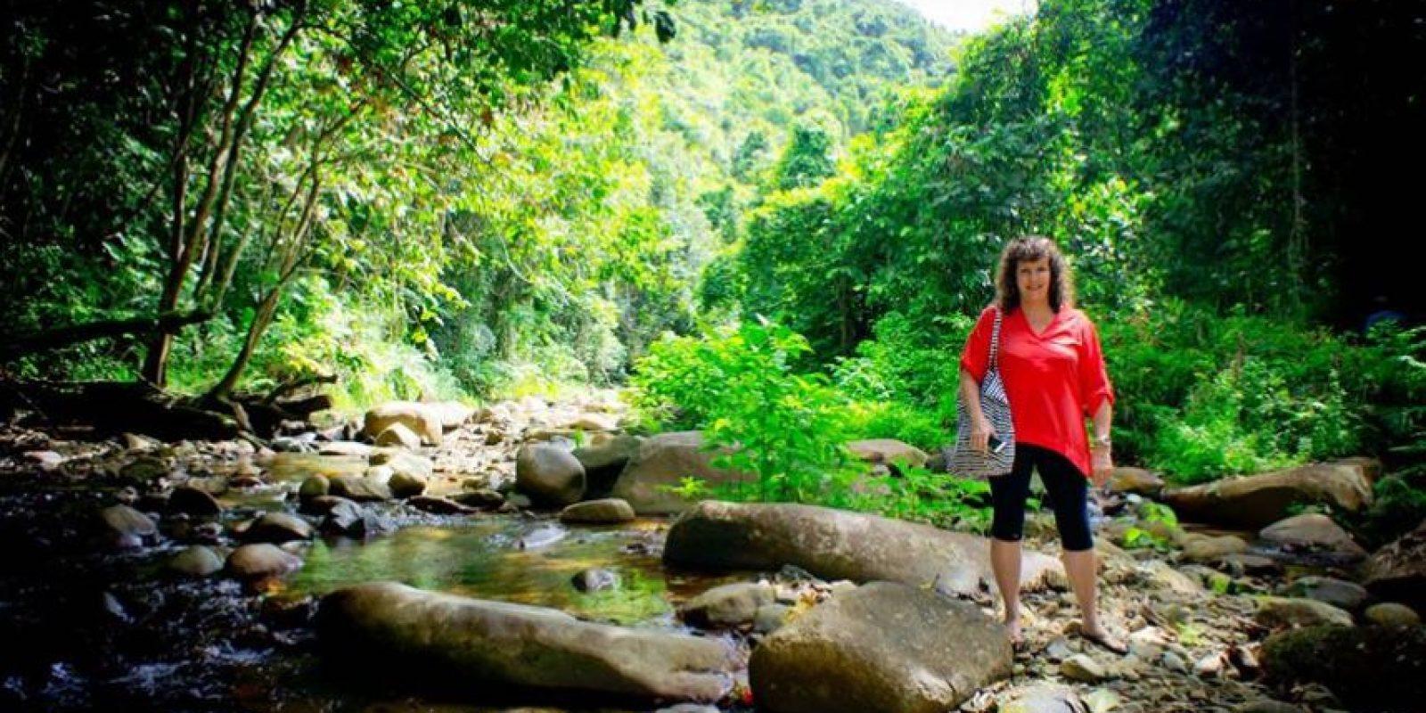 Y ella es su compañera Julie. Foto:vía facebook.com/Brian-Design-Photography