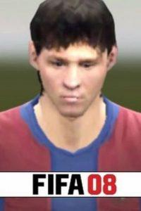 FIFA 08 Foto:Tumblr