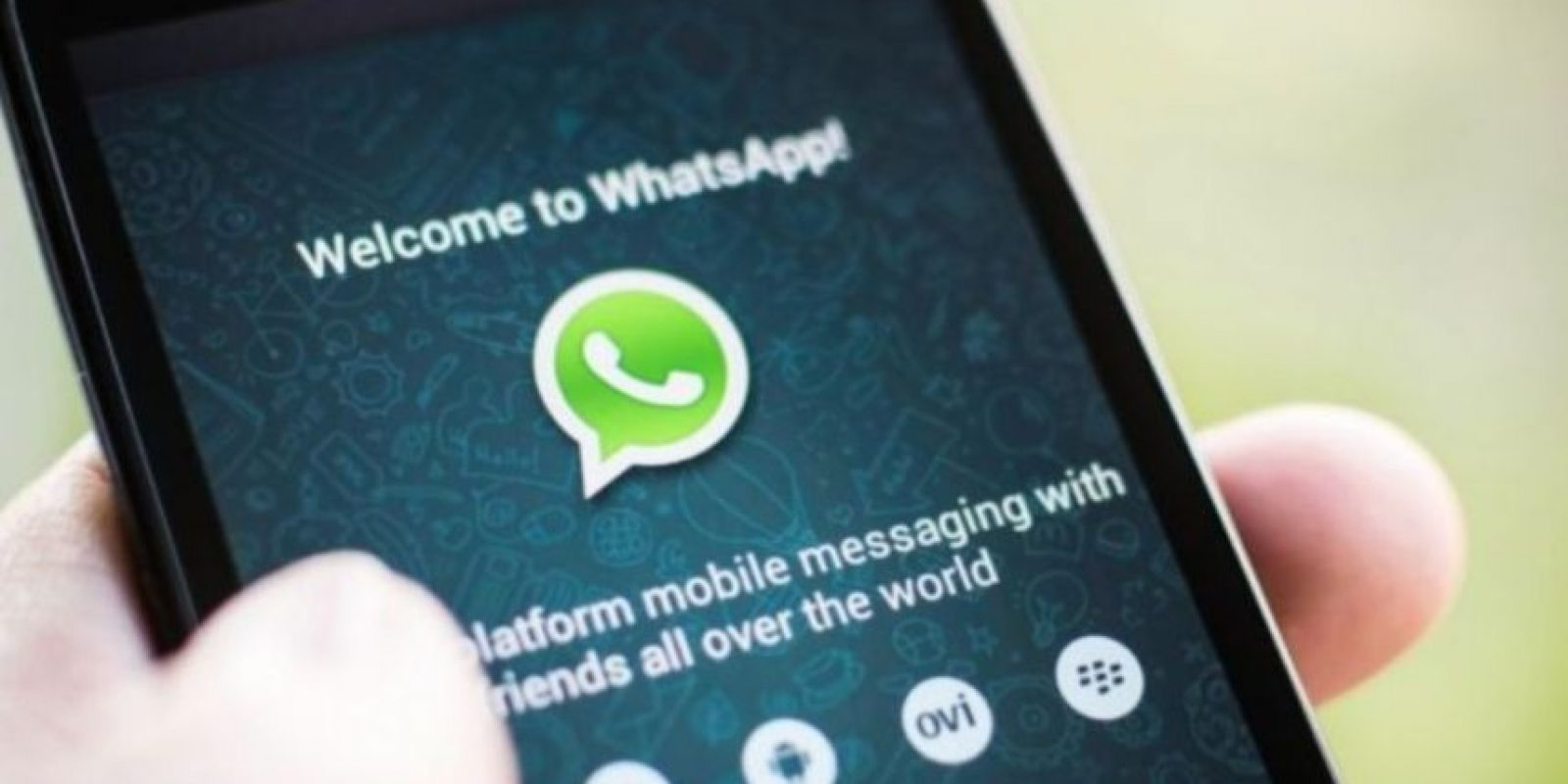 En seguida les mostramos lo que deben saber para ser expertos en WhatsApp. Foto:Pinterest