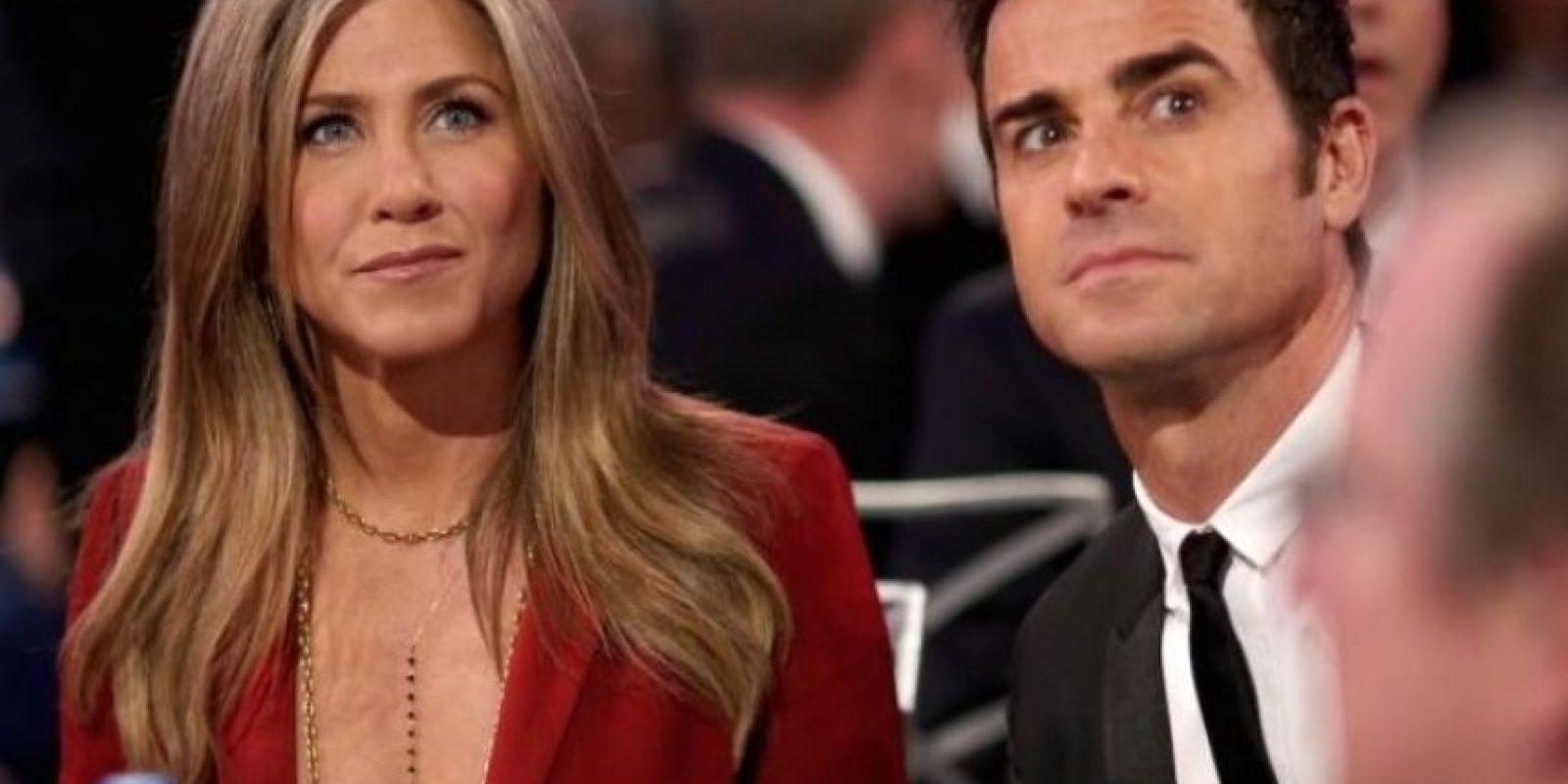 """""""Ella cocino una cena romántica y después le dijo que tenía una sorpresa"""". Foto:Getty Images"""