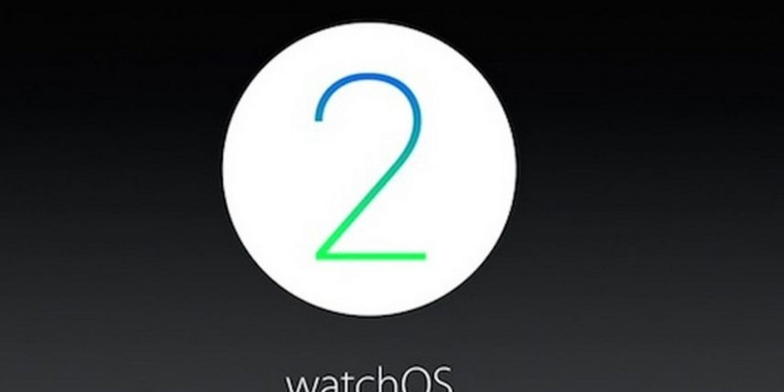 El nuevo sistema operativo para el Apple Watch ya está disponible. Foto: Apple