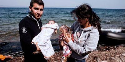 Ellos son los padres del menor Foto:AFP