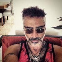 """""""El Potrillo"""" fue trasladado de emergencia a un hostpital. Foto:Instagram/elexoficial"""