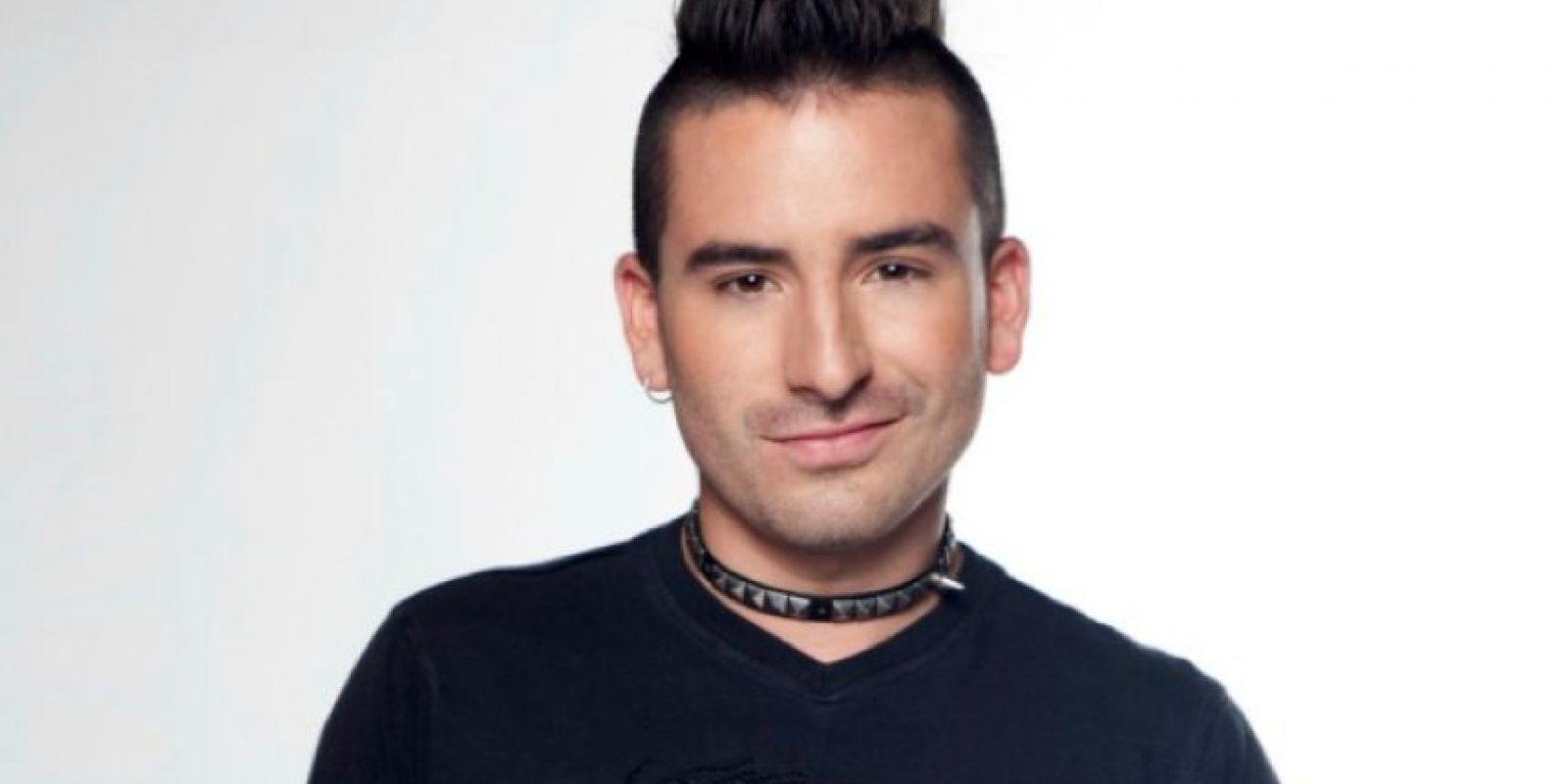 Santiago Reyes era conocido en la serie como Cristian Rojas alias 'Frito' . Foto:Canal RCN