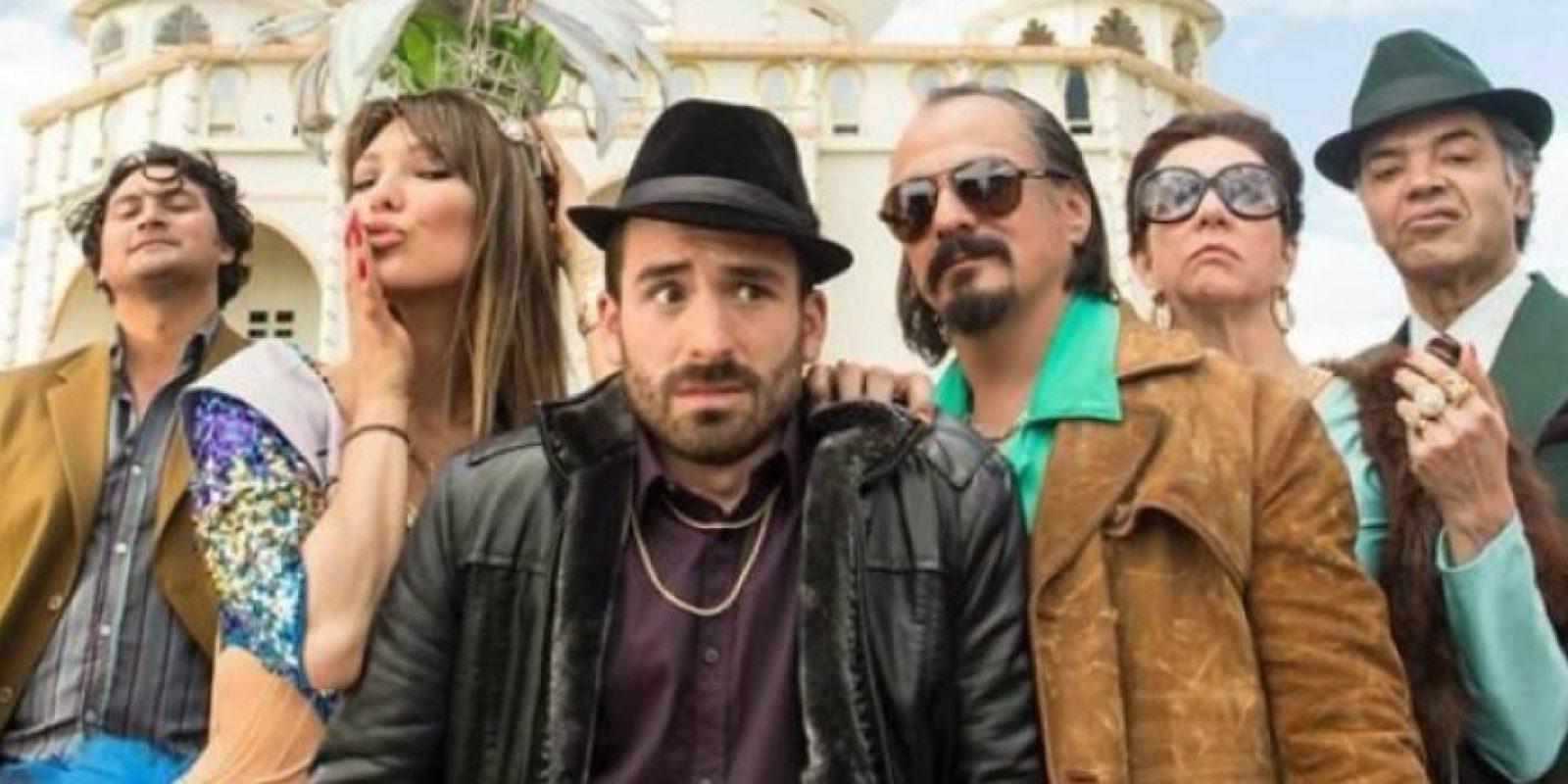 El actor participó recientemente en la película 'El cartel de la papa' Foto:Canal RCN