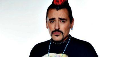 Rafael Zea, más conocido como 'Risitas' era uno de los personajes más cómicos del programa. Foto:Canal RCN