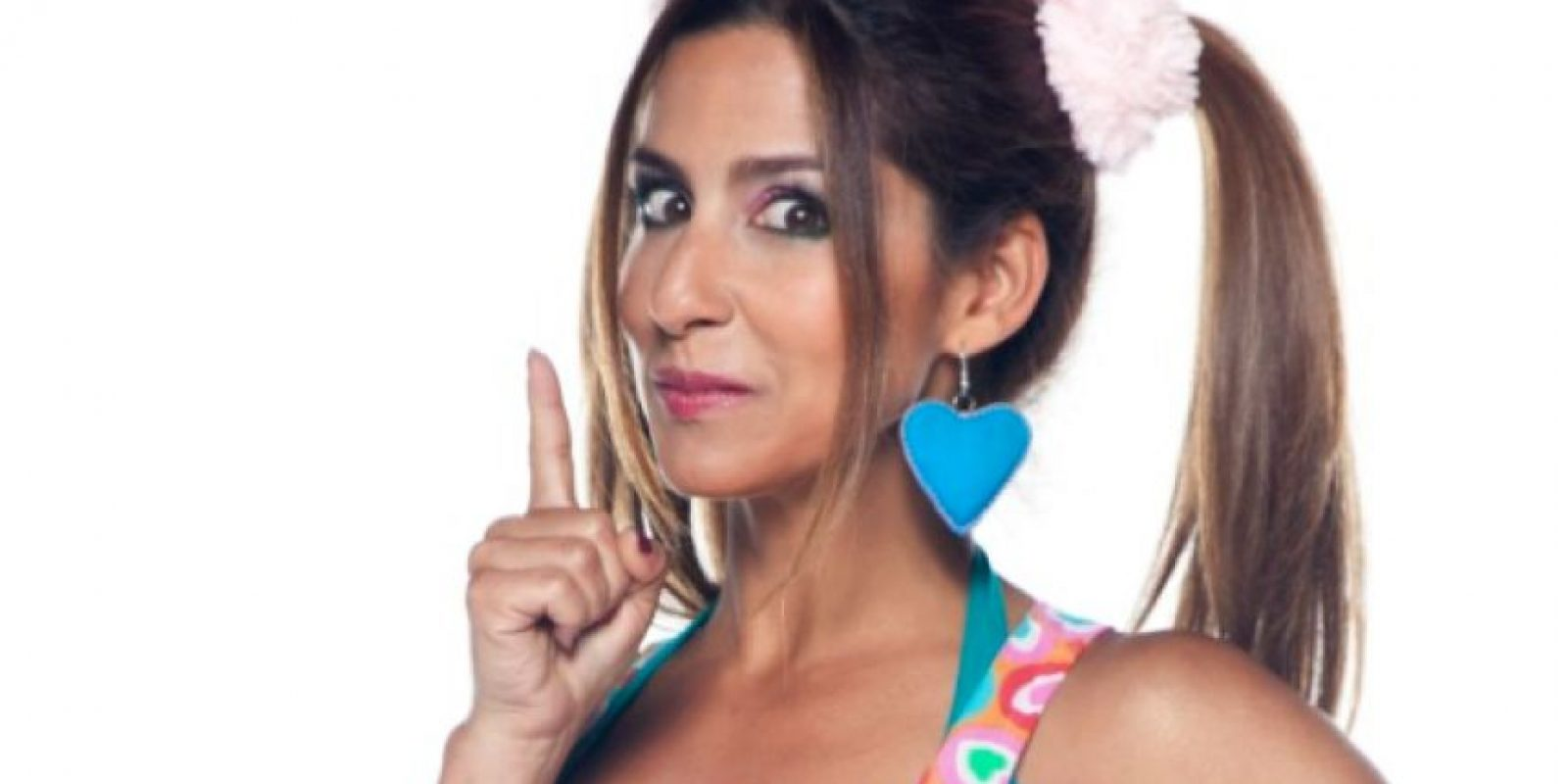 Aída Bossa era Laura Patricia Neira, llamada 'Patty' o 'Patyfastidio' en la serie.  Foto:Canal RCN