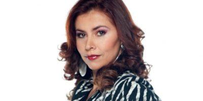 Marcela Gallego realizó el personaje de Doña Grace en 'El Man es Germán'. Foto:Canal RCN