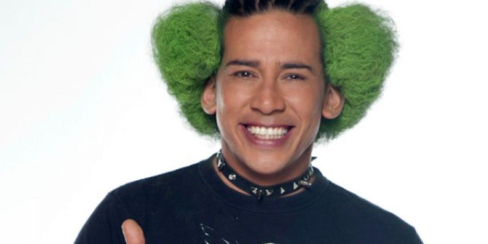 Javier Peraza era Eduardo Emilio, reconocido por su apodo de 'Bulto 'e Sal'. Foto:Canal RCN