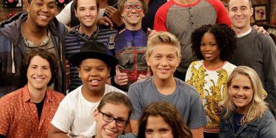"""Dan Schneider también se encontró con las estrellas de """"iCarly"""" y """"Kenan y Kel"""" Foto:vía instagram.com/danwarp"""