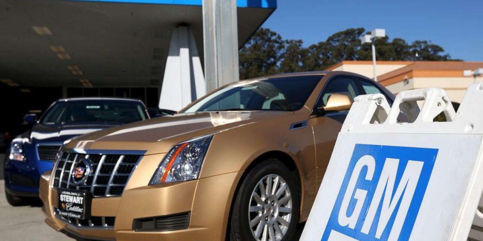 3. General Motors Foto:Getty Images
