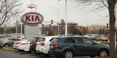 2. Hyundai y KIA Foto:Getty Images