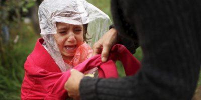 Cuatro países de Europa Central se oponen a las cuotas obligatorias para recibir migrantes. Foto:Getty Images