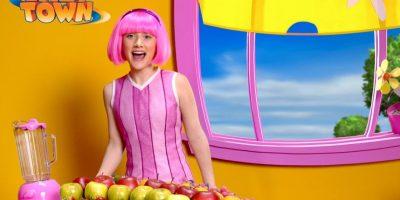 """A los 13 años le dio vida a la dulce """"Stephanie"""". Foto:Nickelodeon"""
