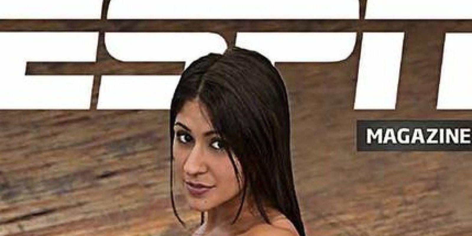Paola Pliego Foto:ESPN