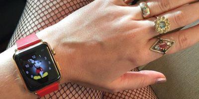 Antes de su estreno, celebridades como Katy Perry, Drake y Pharrel Williams mostraron su reloj de la manzana antes de estar a la venta Foto:Instagram