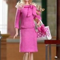 """Reese Whiterspoon en """"Legalmente Rubia 2"""". Foto:vía Mattel"""
