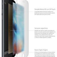 La explicación de la estructura Foto:Apple