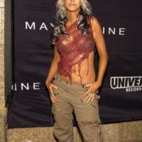"""Christina Aguilera siempre le ha apostado a lo """"trashy"""". Foto:vía Getty Images"""