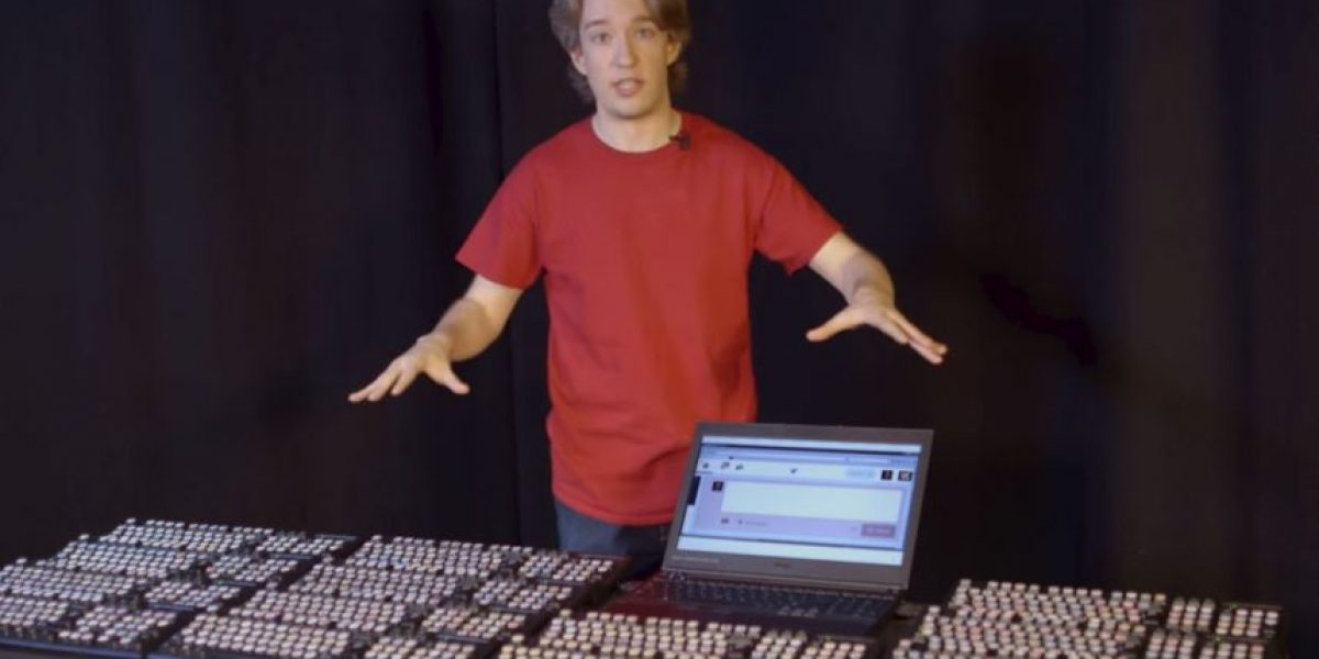 Video: Este es el teclado de emojis más grande del mundo