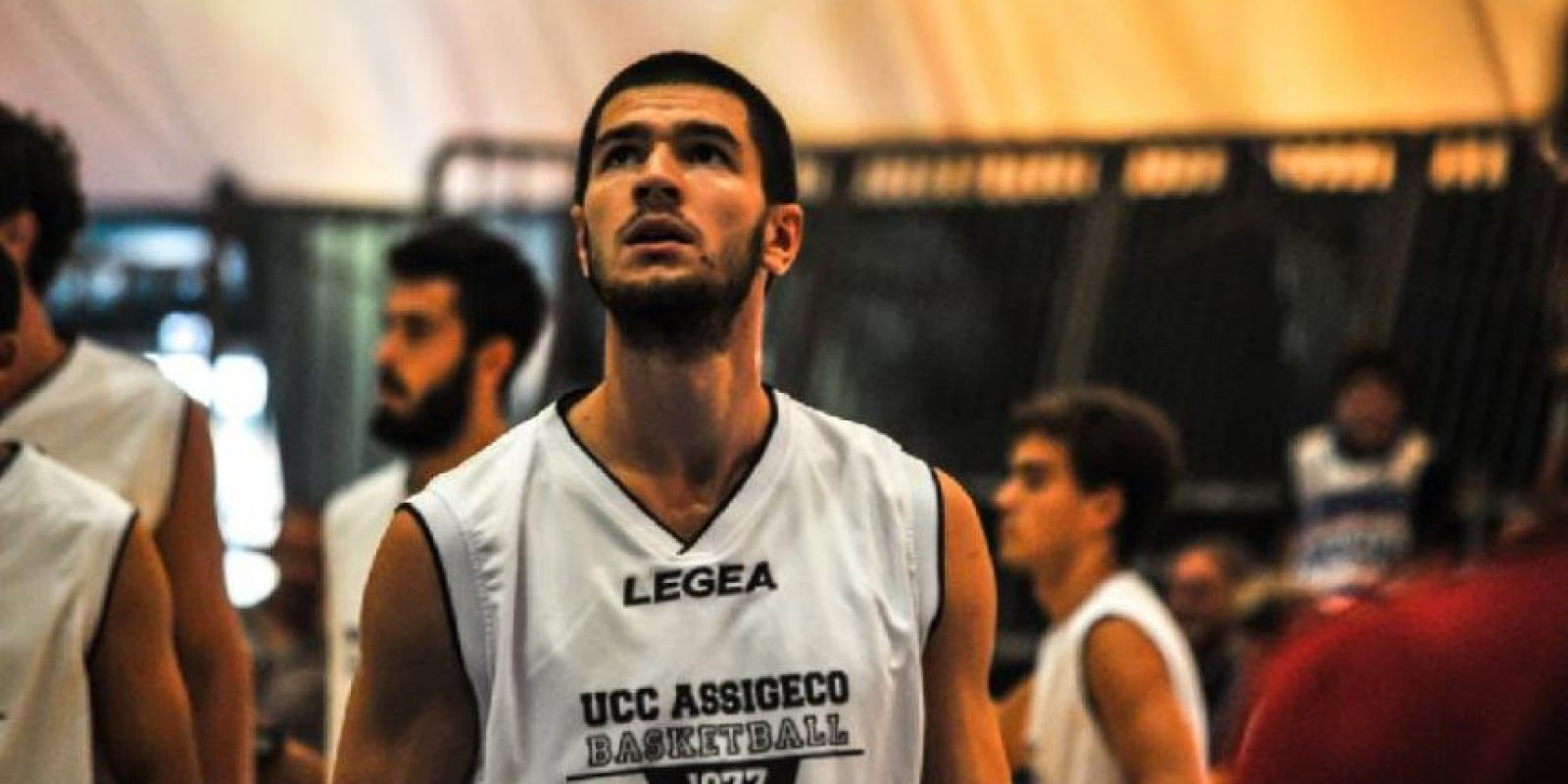 Jugador del Assigeco Casalpusteriengo Foto:Vía assigecobasket.it