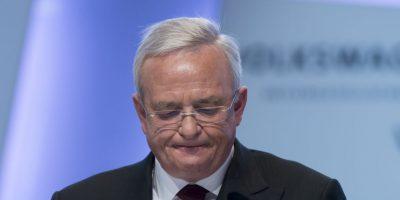 Por otra parte se sospecha que el CEO Martin Winterkorn podría perder su puesto. Foto:AFP