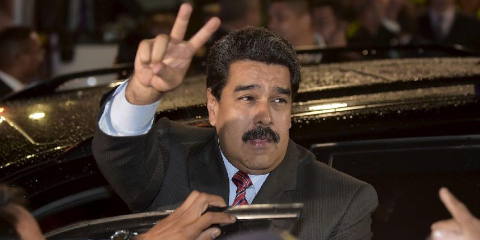 Un total de 23 localidades fronterizas con Colombia fueron cerradas en menos de un mes, según reseñó el periódico español El País. Foto:AFP