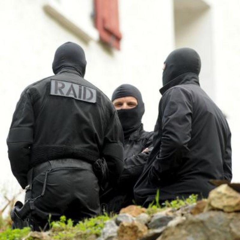 Por lo tanto, el final de la organización terrorista es inminente Foto:AFP