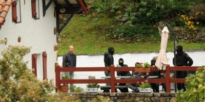Y que es más probable que la detención de los líderes genere una desbandada de sus integrantres Foto:AFP