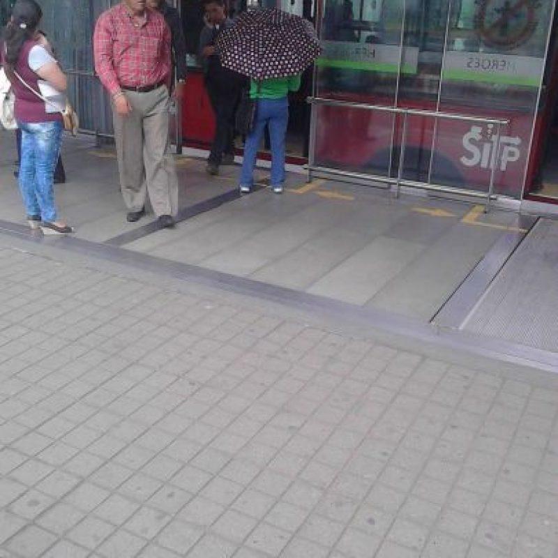 Foto:Transmileniadas fotográicas/ Facebook