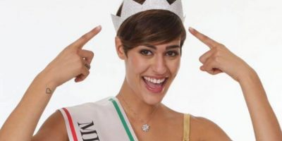 """Sus comentarios se suman a la lista de respuestas """"incómodas"""" de las reinas de belleza Foto:Facebook.com/pages/Alice-Sabatini"""