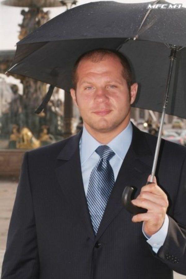 8. Fedor Emelianenko Foto:Vía twitter.com/fedor_emperor