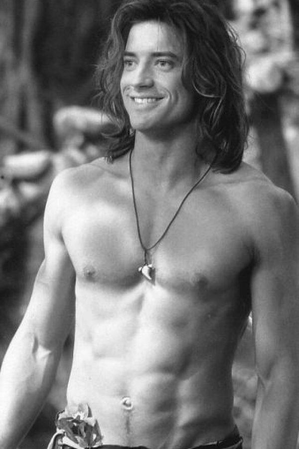 """El actor le dio vida al torpe """"George"""" Foto:IMDB"""