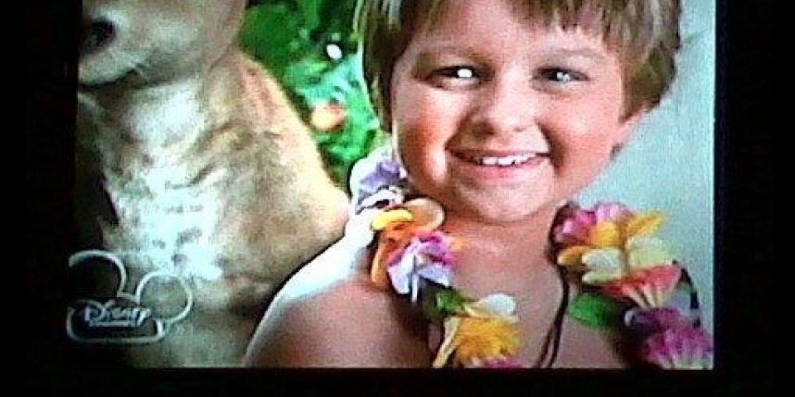 """En la secuela de """"George de la Selva"""" le dio vida al hijo de """"George"""" y """"Úrsula"""". Foto:vía twitter.com"""