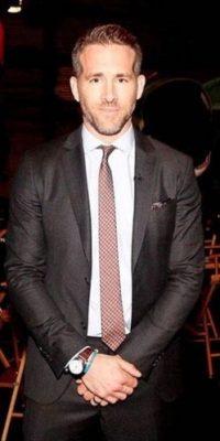 El actor estuvo casado con Scarlett Johansson. Su matrimonio duró dos años. Foto:Instagram/vancityreynolds