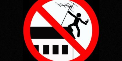 No tomarse selfies en los techos. Foto:vía mvd.ru