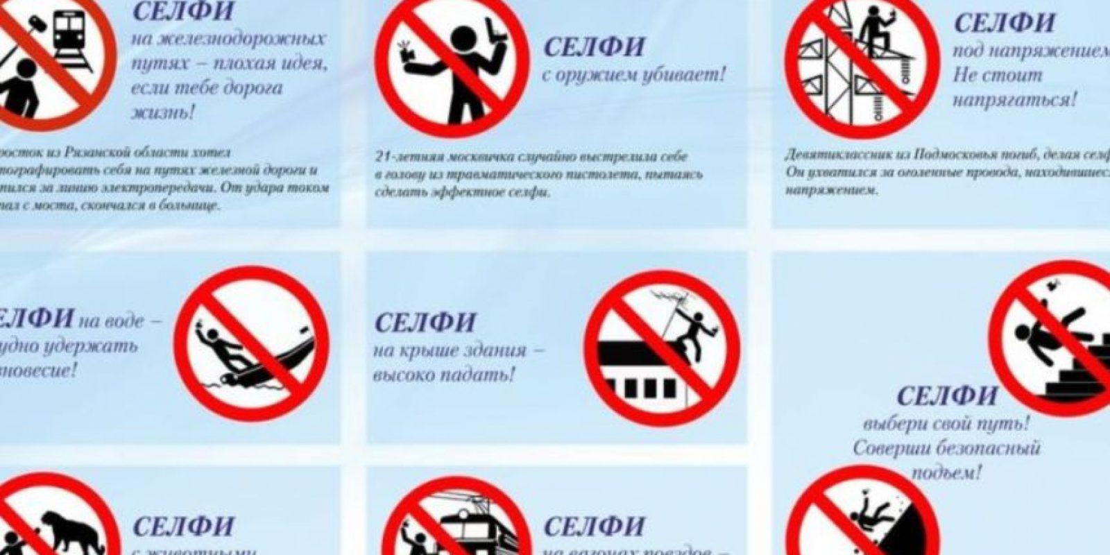 El manual que reparte el gobierno ruso. Foto:vía mvd.ru