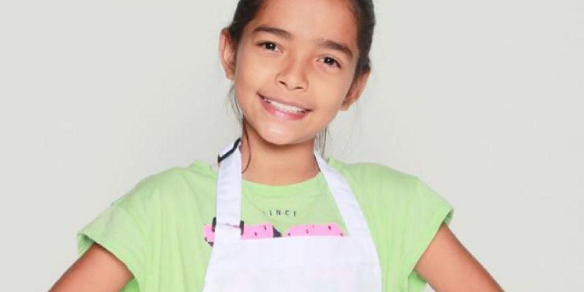 Yulitza, la ganadora de Masterchef Junior Colombia