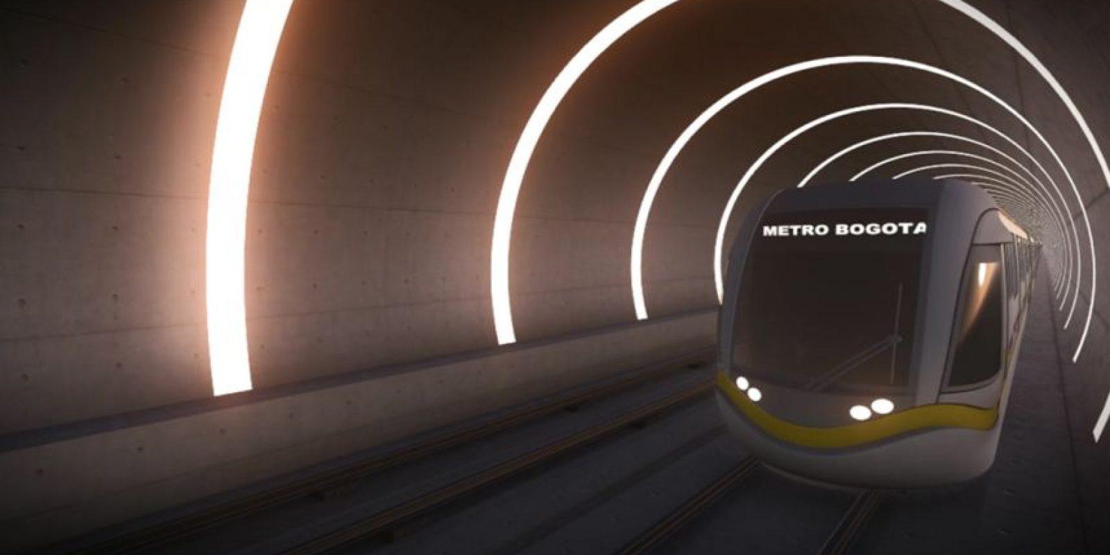 En el último cuatrienio se han dado grandes avances para la construcción del Metro de Bogotá. Foto:Archivo PUBLIMETRO