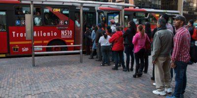 En estos cuatro años comenzaron a circular buses híbridos de TransMilenio por la carrera séptima. Foto:Archivo PUBLIMETRO