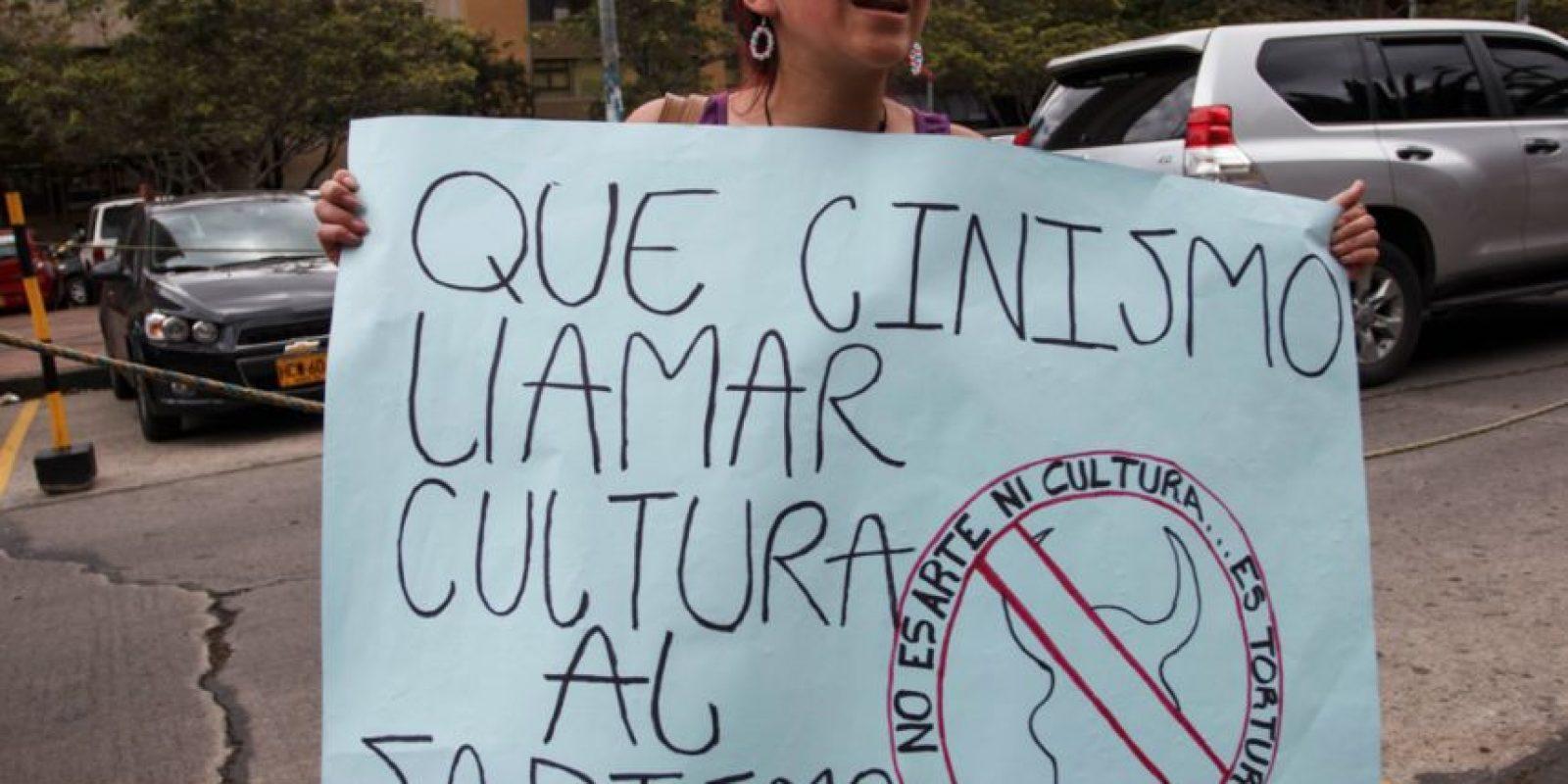 La administración distrital le dijo NO a las corridas de toros. Foto:Archivo PUBLIMETRO