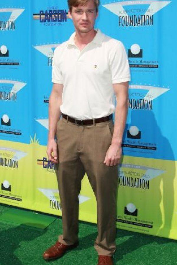 """La última cinta en la que apareció fue """"Golf in the Kingdom"""". Foto:Getty Images"""