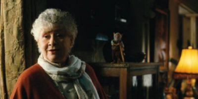 """La actriz ahora tiene 85 años y una de sus últimas producciones fue la película :""""Las crónicas de Spiderwick"""". Foto:IMDB"""
