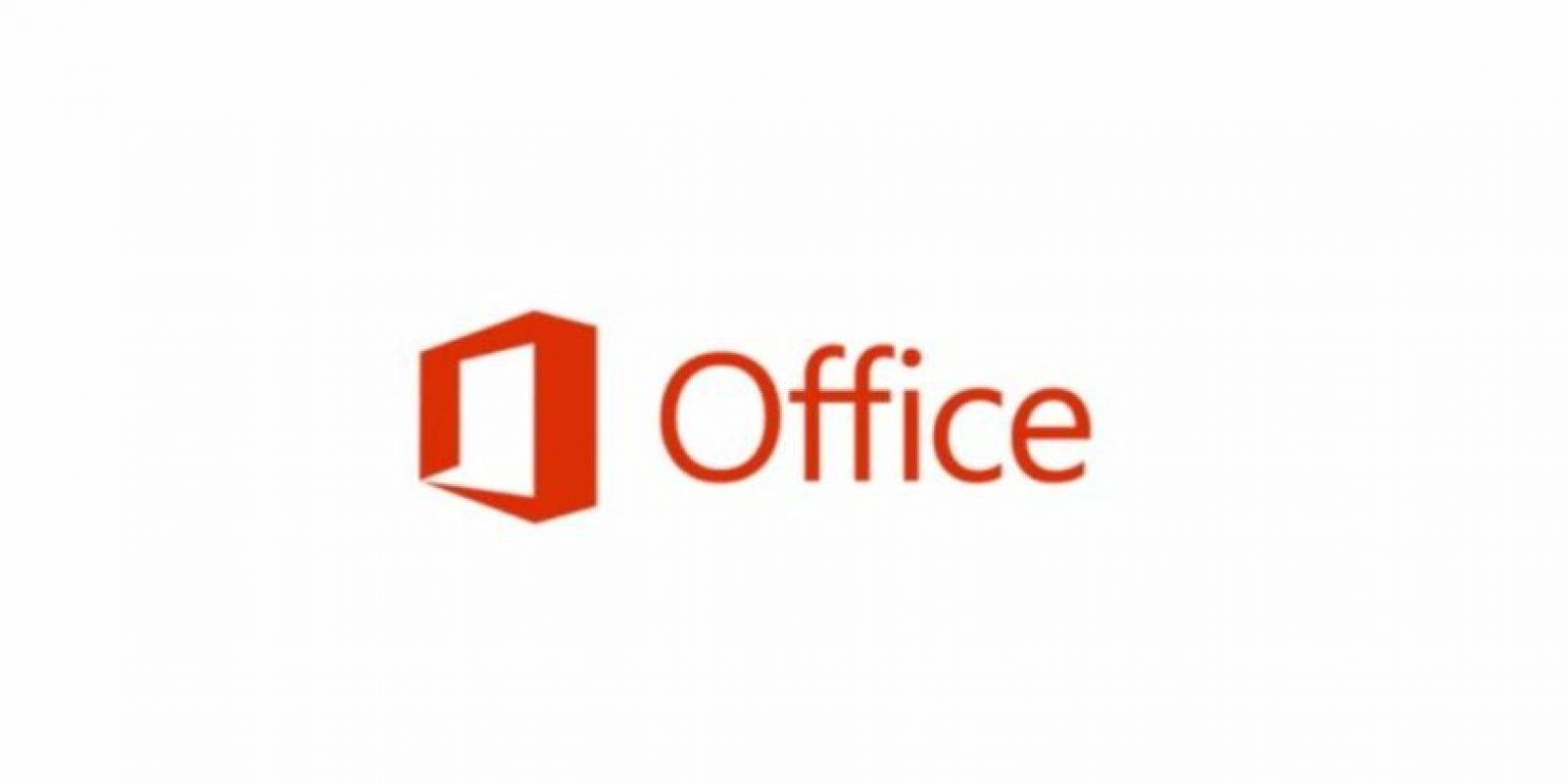 Office 2016 ya está a la venta. Foto:Microsoft