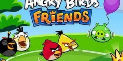 Angry Birds Friends (2012). Foto:Rovio