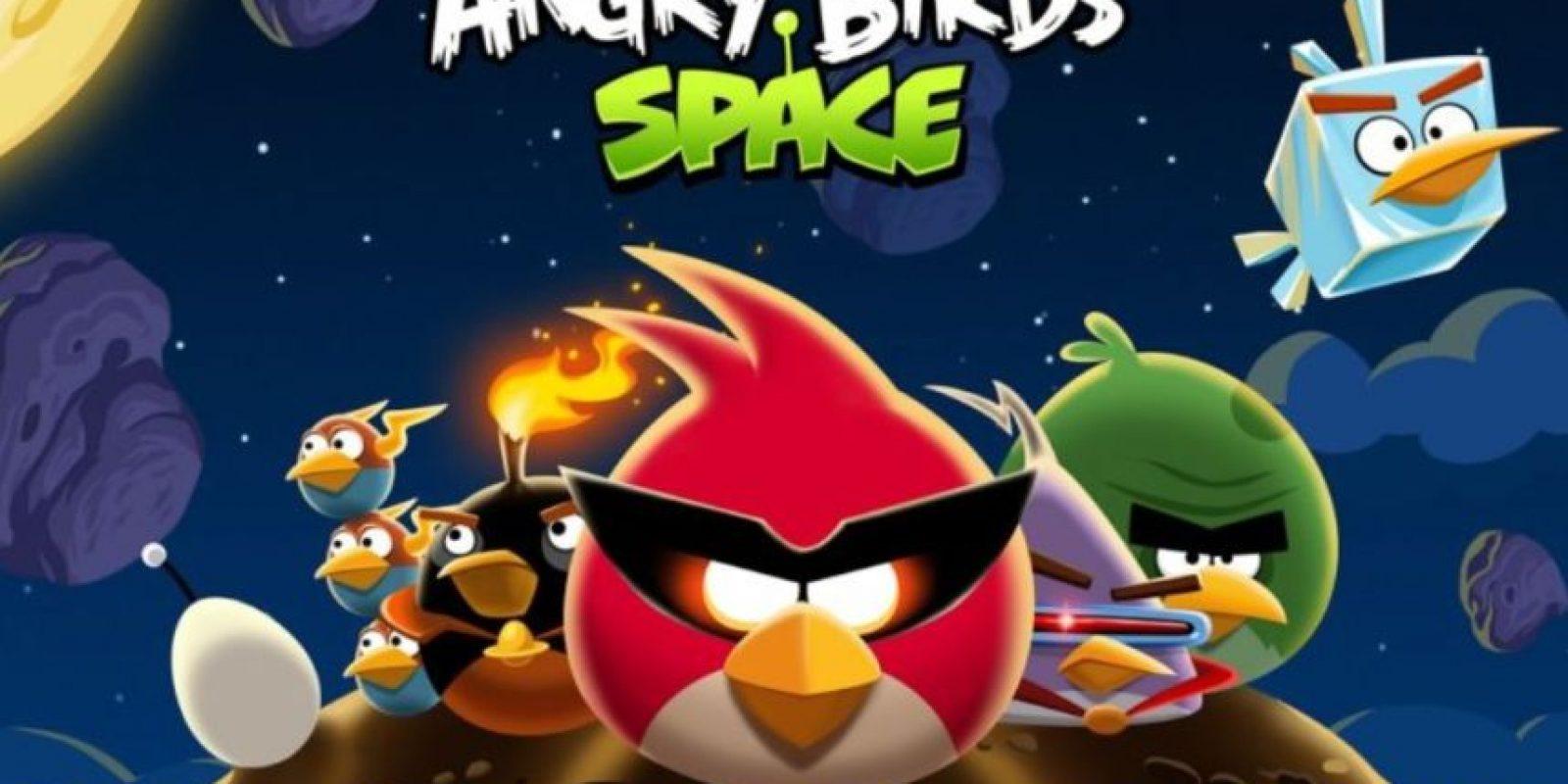 Angry Birds Space (2012). Foto:Rovio