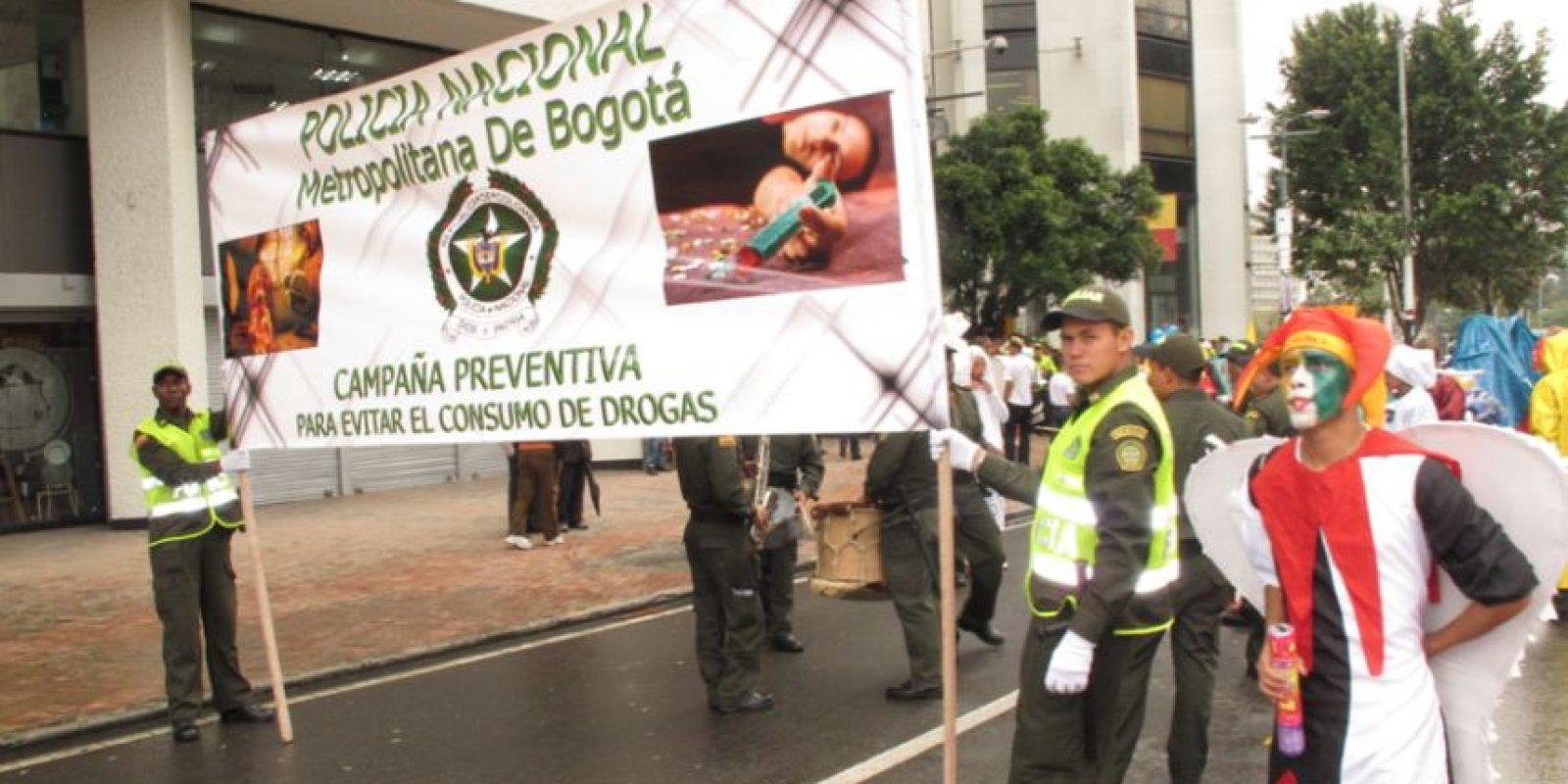 Las cifras indican que Bogotá es hoy más segura que hace cuatro años. Foto:Archivo PUBLIMETRO