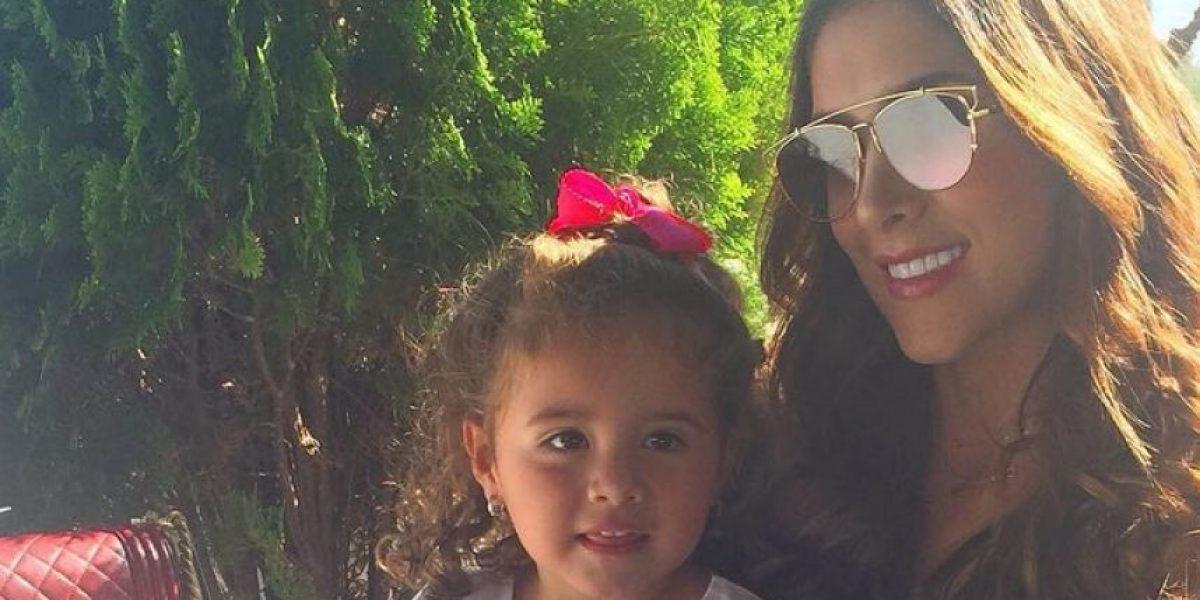 La foto que desmiente el divorcio entre James Rodríguez y Daniela Ospina