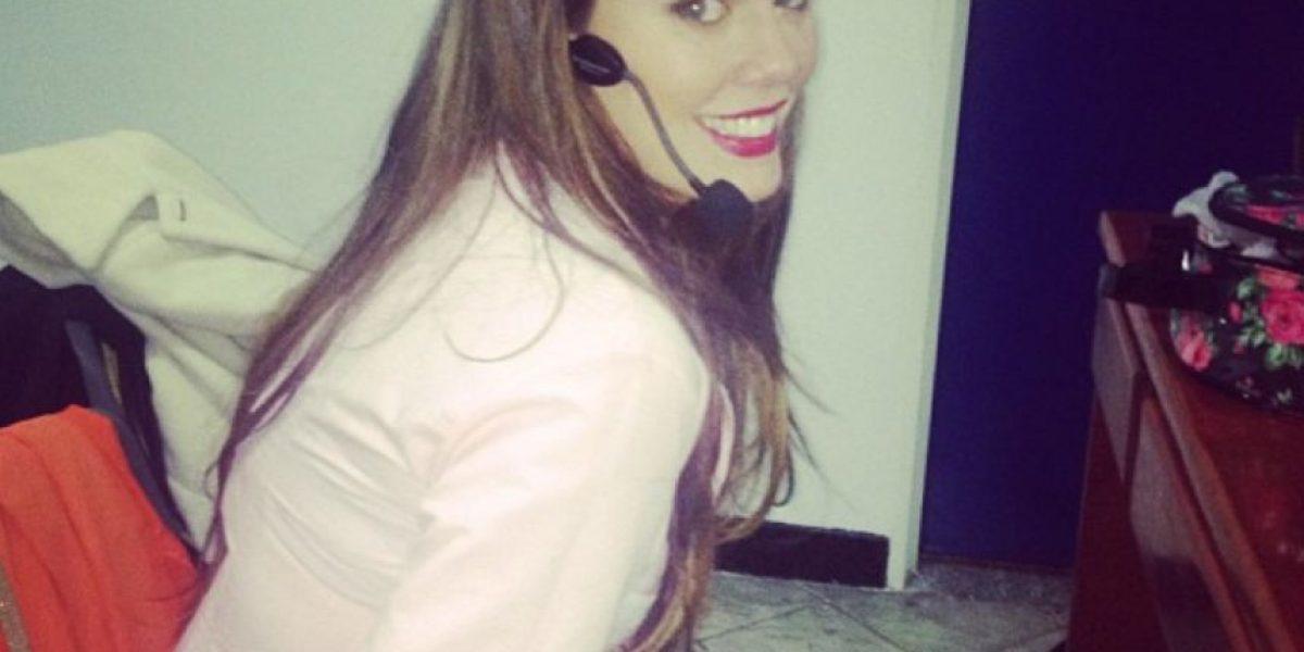 Daniela, la hija de Lorna Cepeda que hereda la belleza de la actriz